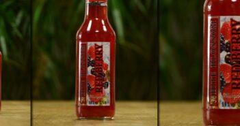Red Berry Blossom