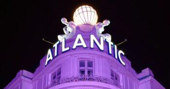 Auf dem Rückweg von Dänemark für einen Zwischenstopp ideal: zum Beispiel das Hotel Atlantic in Hamburg...