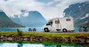 Extrem unabhängig im Urlaub, mit dem Reisemobil