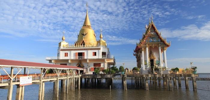 Mit Aktivreisen die Welt sehen: zum Beispiel Khao Lak in Thailand...