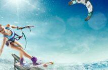 Wind- & Kitesurfen auf der Insel Rügen