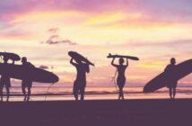 Surfurlaub: Top-Spots für Anfänger