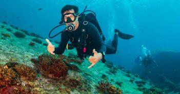 Tauchen an den Similan Islands: Die schönsten Stellen!